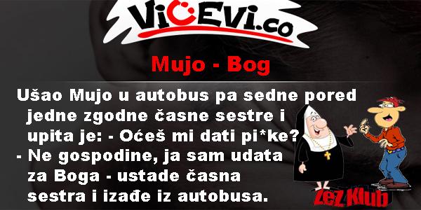 Mujo Bog @ vicevi o Bosancima