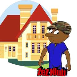 Ciga prodaje kuću 1