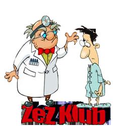 Vranjanac kod doktora @ vicevi o Doktorima, Jug Srbije