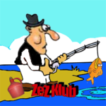 Pijani Lala upecao zlatnu ribicu 1