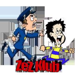Policajac, Perica i interfon @ vicevi o Perici, Policajcima
