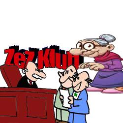 Suđenje Baba svedoči @ vicevi o Babi i Dedi
